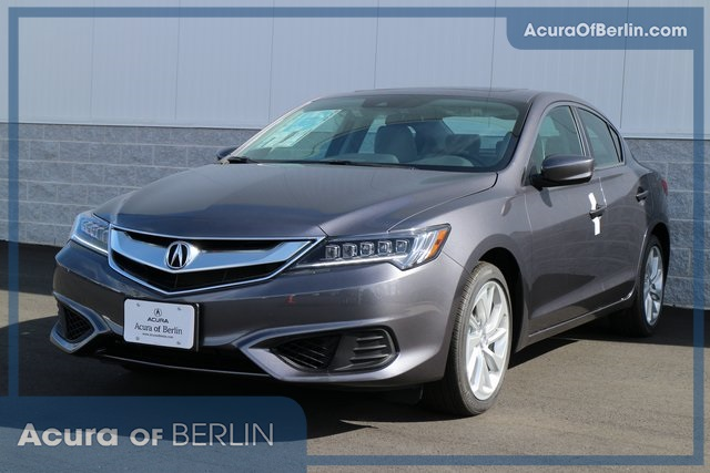 New 2018 Acura ILX with AcuraWatch Plus FWD 4D Sedan
