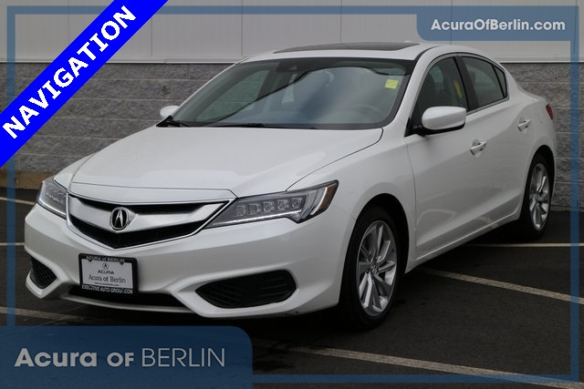 Pre Owned 2017 Acura Ilx Technology Package