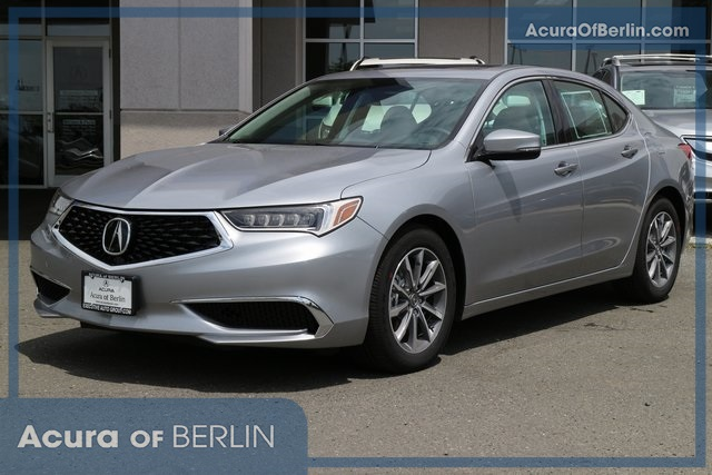 New 2019 Acura TLX 2.4 8-DCT P-AWS FWD 4D Sedan