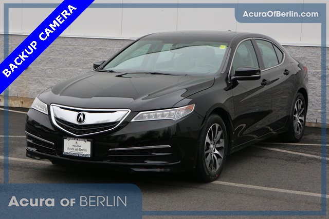 Certified Pre Owned 2016 Acura Tlx 2 4 8 Dct P Aws 4d Sedan In