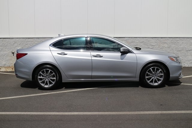 Certified Pre-Owned 2018 Acura TLX 2.4 8-DCT P-AWS