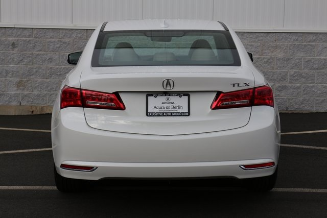 Pre-Owned 2018 Acura TLX 2.4L