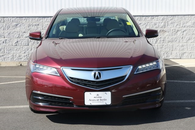 Certified Pre-Owned 2015 Acura TLX 3.5 V-6 9-AT SH-AWD with Technology Package