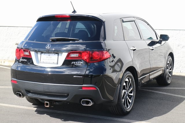 Pre-Owned 2012 Acura RDX Technology Package