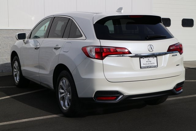 Certified Pre-Owned 2016 Acura RDX AWD