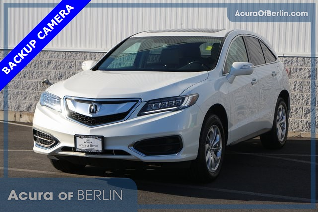 Certified Pre Owned 2016 Acura Rdx Awd 4d Sport Utility In Berlin P3383 Of