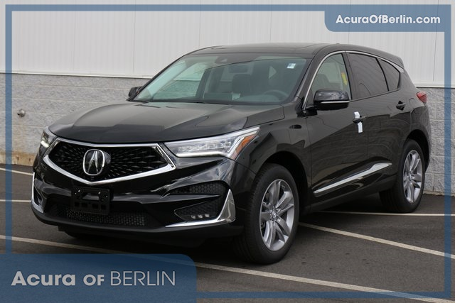 New 2019 Acura Rdx Sh Awd Advance With Navigation