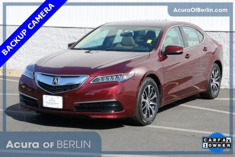 Certified Pre-Owned 2016 Acura TLX 2.4 8-DCT P-AWS