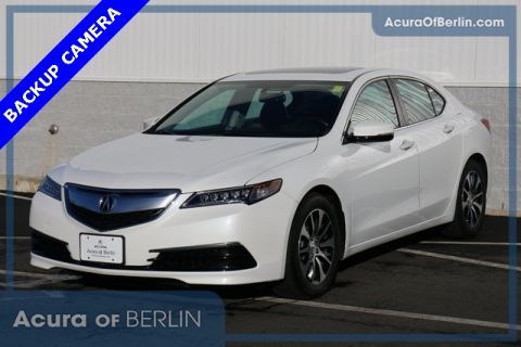 Pre-Owned 2016 Acura TLX 2.4L